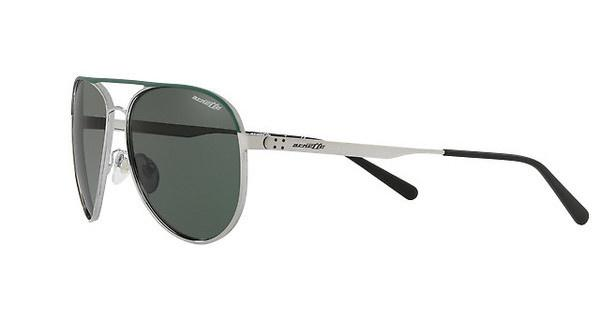 Arnette Herren Sonnenbrille »DWEET AN3071«, grün, 682/71 - grün/ grün