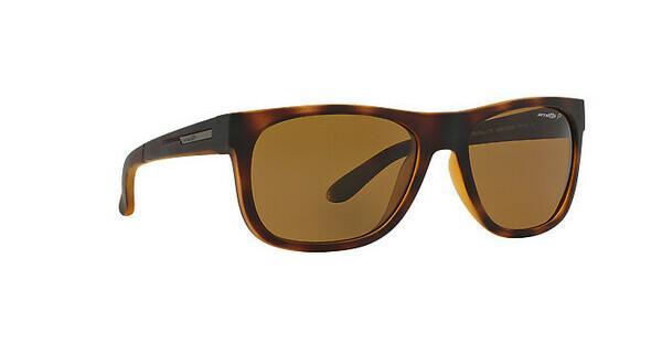 Arnette Herren Sonnenbrille »FIRE DRILL LITE AN4206«, schwarz, 23497D - schwarz/braun