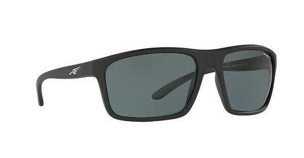 Arnette Herren Sonnenbrille »SANDBANK AN4229«, schwarz, 447/87 - schwarz/grau