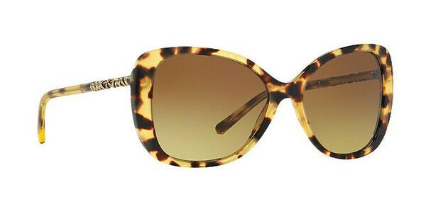 BURBERRY Burberry Damen Sonnenbrille » BE4238«, braun, 327813 - braun/braun