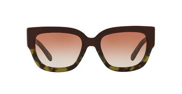 BURBERRY Burberry Damen Sonnenbrille » BE4252«, rot, 365113 - rot/braun