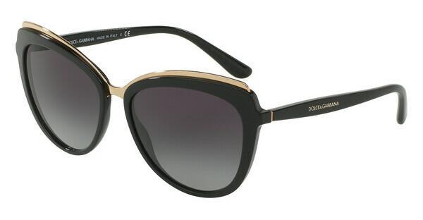 DOLCE & GABBANA Dolce & Gabbana Damen Sonnenbrille » DG4304«, braun, 502/13 - braun/braun