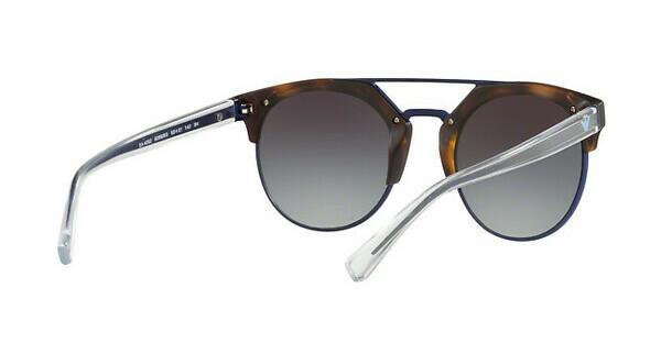 Emporio Armani Damen Sonnenbrille » EA4092«, blau, 50898G - blau/grau