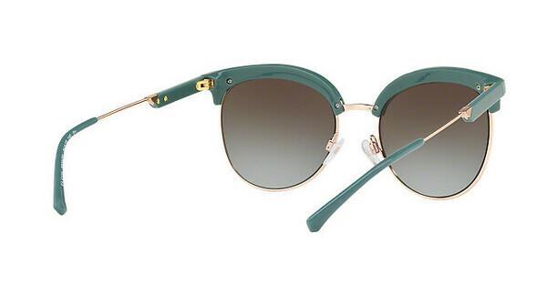 Emporio Armani Damen Sonnenbrille » EA4102«, rosa, 56097Z - rosa/ grün