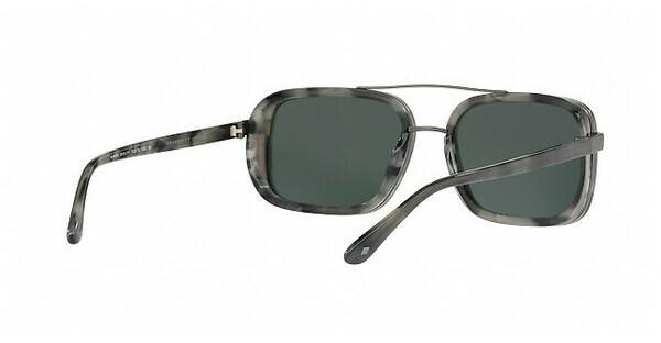Giorgio Armani Herren Sonnenbrille » AR6063«, braun, 300371 - braun/grün