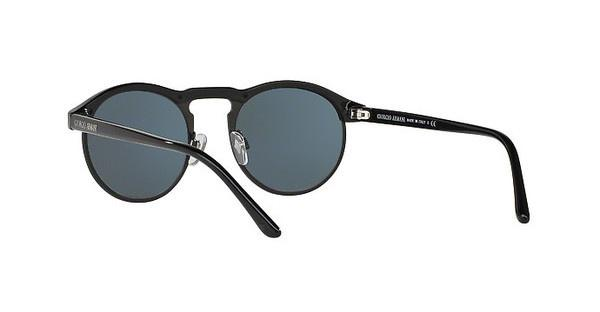 Giorgio Armani Damen Sonnenbrille » AR8090«, schwarz, 5017R5 - schwarz/grau