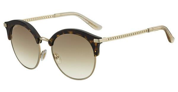 JIMMY CHOO Jimmy Choo Damen Sonnenbrille » ROXIE/S«, braun, 086/HA - braun/braun
