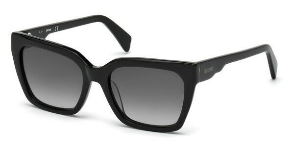 Just Cavalli Damen Sonnenbrille » JC822S«, schwarz, 01B - schwarz/grau