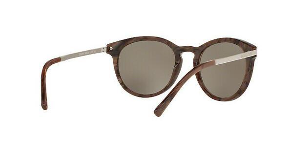 MICHAEL KORS Michael Kors Damen Sonnenbrille »ADRIANNA III MK2023«, braun, 31905A - braun/grau