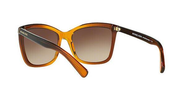 MICHAEL KORS Michael Kors Damen Sonnenbrille »CORNELIA MK2039«, orange, 321813 - orange/braun