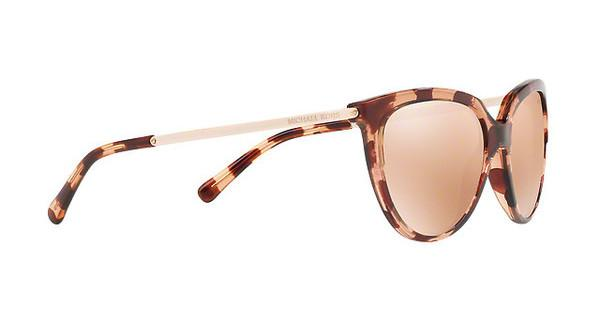 MICHAEL KORS Michael Kors Damen Sonnenbrille »SUE MK2051«, rosa, 3162R1 - rosa/ gold