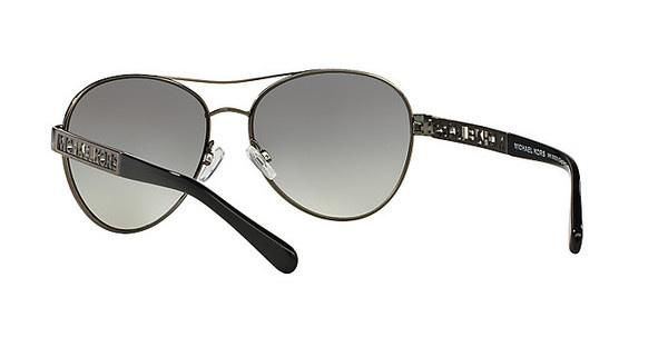 MICHAEL KORS Michael Kors Damen Sonnenbrille »CAGLIARI MK5003«, grau, 100211 - grau/grau
