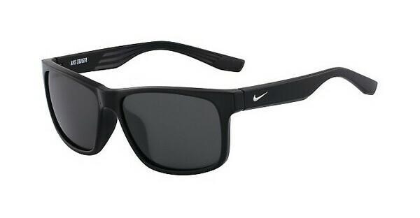 Nike Herren Sonnenbrille » UNREST EV0922 SE«, schwarz, 002 - schwarz/grau