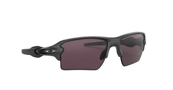 Oakley Herren Sonnenbrille »FLAK 2.0 XL OO9188«, schwarz, 918808 - schwarz/schwarz