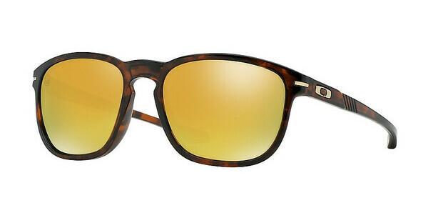 Oakley Herren Sonnenbrille »ENDURO OO9223«, braun, 922306 - braun/gold