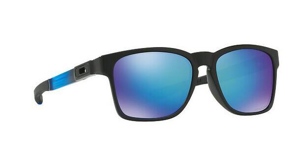 Oakley Herren Sonnenbrille »CATALYST OO9272«, blau, 927222 - blau/blau
