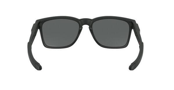 Oakley Herren Sonnenbrille »CATALYST OO9272«, schwarz, 927223 - schwarz/schwarz