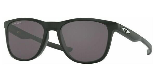 Oakley Herren Sonnenbrille »Trillbe X OO9340«, schwarz, 934012 - schwarz/grau