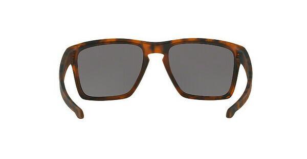 Oakley Herren Sonnenbrille »SLIVER XL OO9341«, braun, 934104 - braun/grau