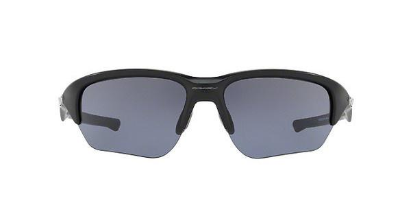 Oakley Herren Sonnenbrille »FLAK BETA OO9363«, schwarz, 936301 - schwarz/grau