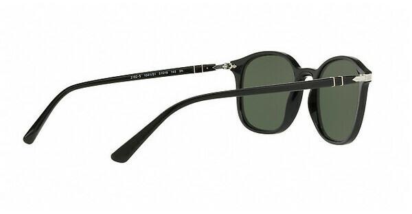 PERSOL Persol Herren Sonnenbrille » PO3182S«, schwarz, 104131 - schwarz/grün
