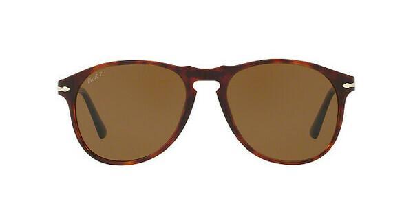 PERSOL Persol Herren Sonnenbrille » PO3191S«, braun, 24/57 - braun/braun