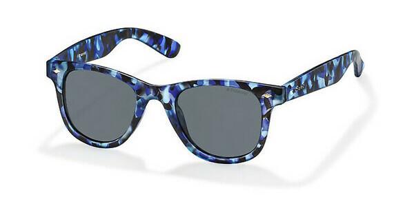 Polaroid Sonnenbrille » PLD 6040/S/X«, braun, 086/C3 - braun/blau