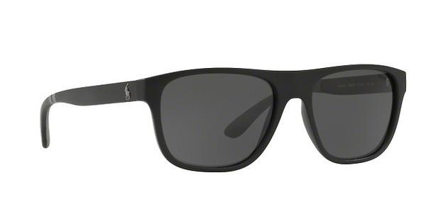 Polo Herren Sonnenbrille » PH4131«, schwarz, 552387 - schwarz/grau