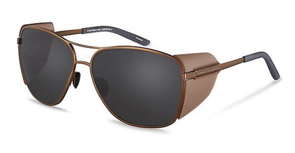 Porsche Design   P8600 D grey bluecopper