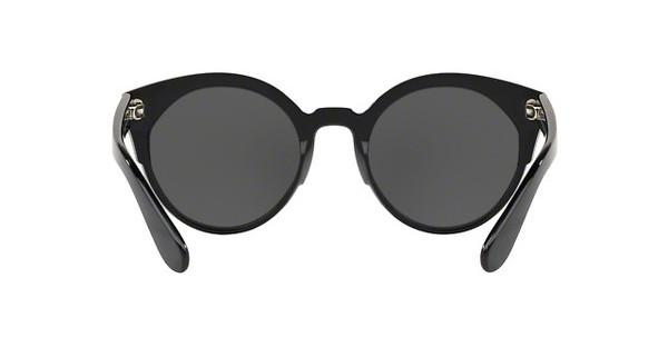 PRADA Prada Damen Sonnenbrille » PR 03US«, schwarz, 07E5S0 - schwarz/grau
