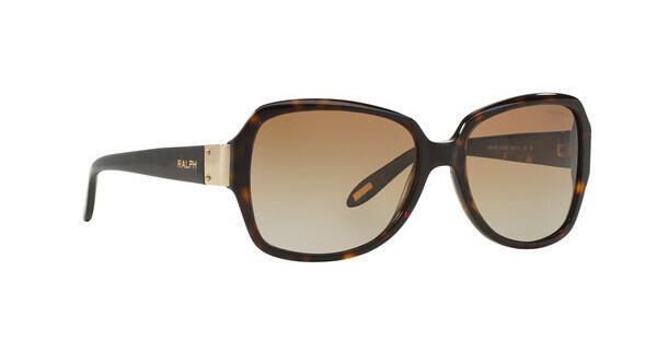 RALPH Ralph Damen Sonnenbrille » RA5138«, braun, 510/T5 - braun/braun