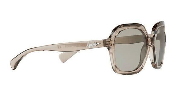 RALPH Ralph Damen Sonnenbrille » RA5229«, weiß, 16413 - weiß/braun