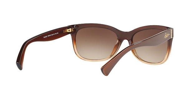 RALPH Ralph Damen Sonnenbrille » RA5233«, braun, 167613 - braun/braun