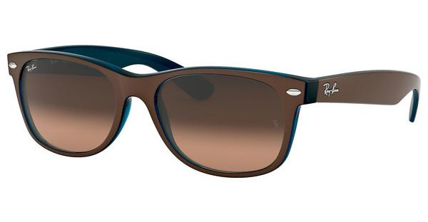 Ray-Ban   RB2132 6310A5 PINK GRADIENT BROWNMATTE CHOCCOLAT ON OPAL YELLOW