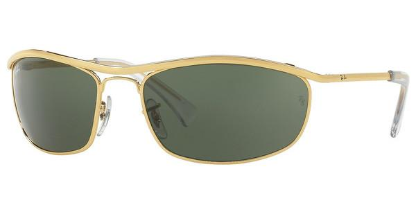 Ray-Ban   RB3119 001 CRYSTAL GREENARISTA