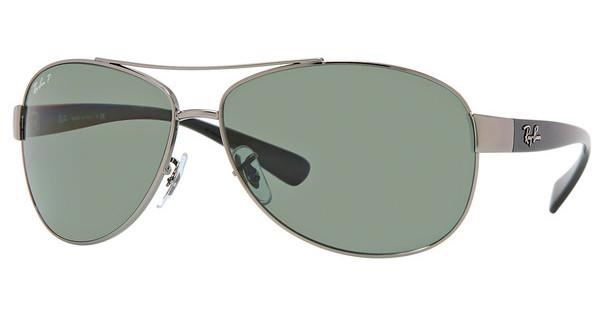 Ray-Ban   RB3386 004/9A POLAR GREENGUNMETAL