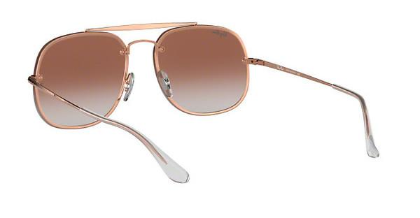 RAY BAN RAY-BAN Sonnenbrille » RB3583N«, rosa, 9035V0 - rosa/rot