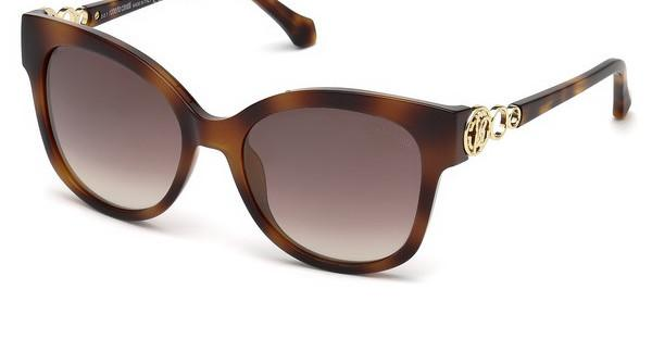 roberto cavalli Roberto Cavalli Damen Sonnenbrille » RC1080«, braun, 52G - braun/braun