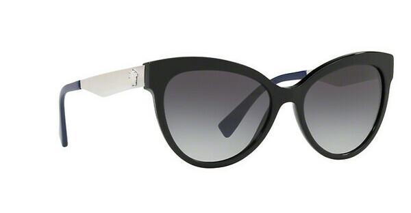 Versace Damen Sonnenbrille » VE4338«, schwarz, 52478G - schwarz/grau