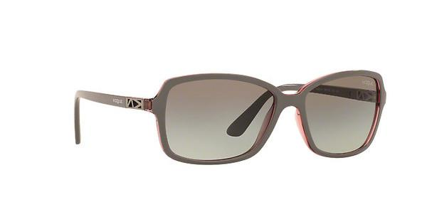 VOGUE Vogue Damen Sonnenbrille » VO5031S«, grau, 239011 - grau/grau