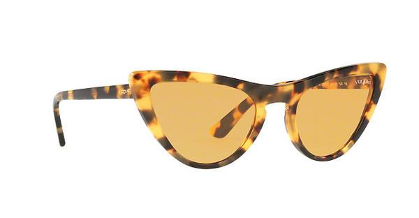 VOGUE Vogue Damen Sonnenbrille » VO5211S«, braun, 2605/7 - braun/orange