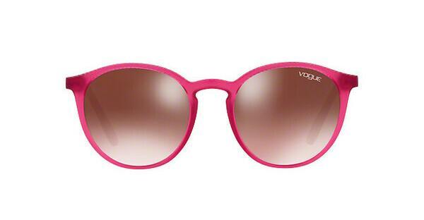 VOGUE Vogue Damen Sonnenbrille » VO5215S«, rot, 2610H8 - rot/grün